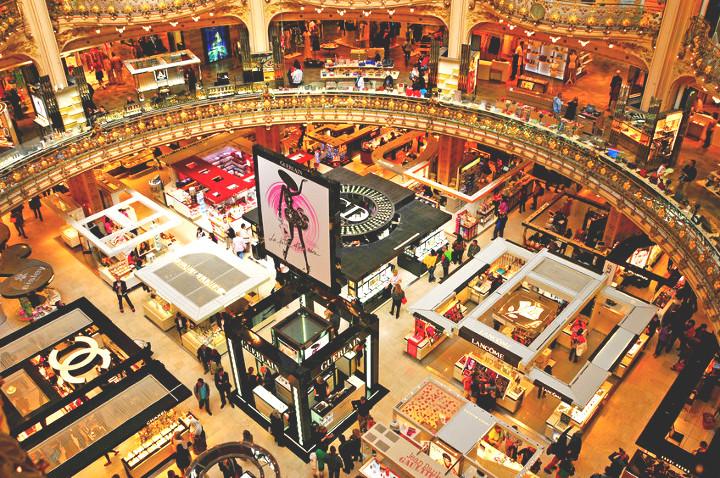 ShoppingParis
